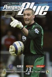 Portsmouth FC Programme 2005-06