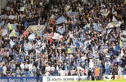 Pompey Fans 2002 - 2003