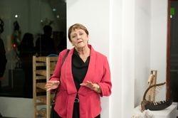 Parramatta Lord Mayor Lorraine Wearne