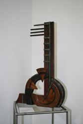 Sculpture by Canidice Mizzi
