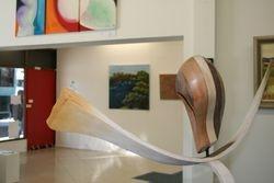 Sculpture by Robert Hynam