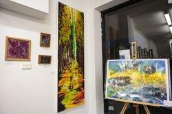 Works by Dan Doan, Eranda Kumarapperuma & Heather Ogle
