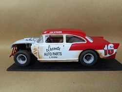 Jim Strube # 16 - 1957 Chevrolet