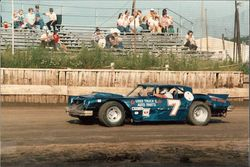 Johnny Coonce #7 Camaro
