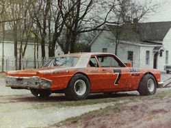 Johnny Coonce #7 Ford Fairlane