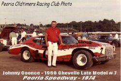 Johnny Coonce #7 Chevrolet Chevelle