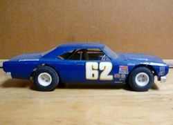 Roger Sollenberger # 62 Plymouth