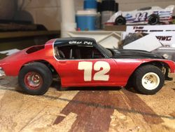 Allen May #72 Camaro
