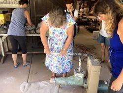 Pugging Clay 3
