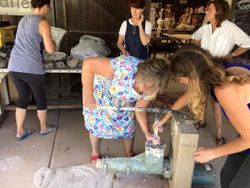 Pugging Clay  2