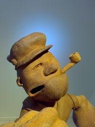 Popeye By Lyndell Petersen