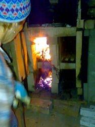 Wood Firing kiln