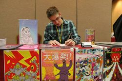 Local Comic Book Artist
