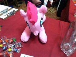 Pinky Pie Hand Made Stuffie