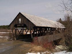 Pittsburg Covered Bridge