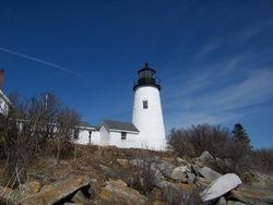 Pemmaquid Point Light Maine
