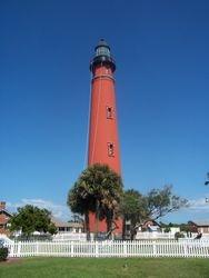 Ponce De Leon Light-Daytona Beach FLA