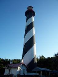 St. Augustine Light-St. Augustine FLA
