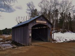Kissing Bridge Vermont