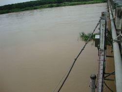 Pampanga River at San Isidro, Nueva Ecija
