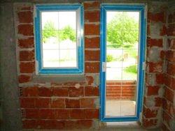 balkonska vrata i ednokrilen prozor