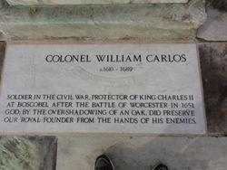 Colonel William Carlos