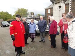 Guided tour of the Pensioners Home