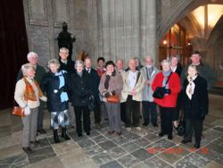 A Visit to Winchester Cathedral