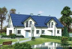 Proiect vila duplex FORTE DUO