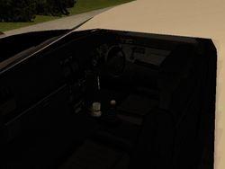 Inside of AE86
