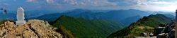 Gaji Peak and Ridges