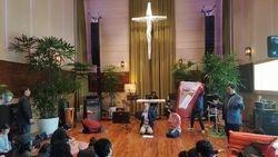 Worship, Intercession and Revelation