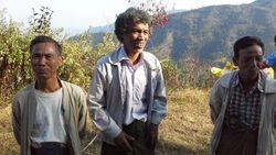 Three village elders