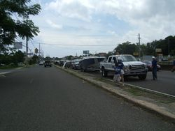 Parada en Isabela
