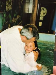 Ally's Baptism