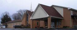 Upper Helton Baptist Church, Alexandria TN
