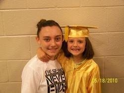 Hannah's Kindergarten Graduation