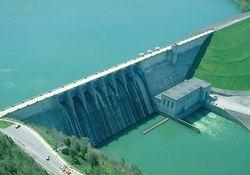 Center Hill Dam