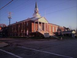 New Bethel Baptist Church, Cincinnati OH