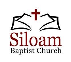 Siloam Baptist Church New Logo