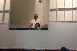 Hannah's Baptism - April 29, 2012