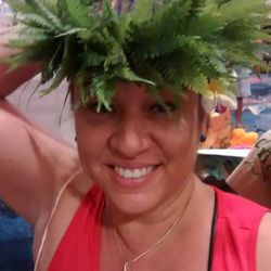 'uniki for 'Aulani Hula Halau in Waikoloa Hawaii.