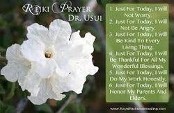 Reiki Prayer