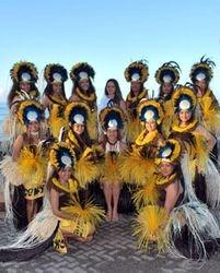 Tiare Apetahi dancers 2010 Heiva I Honolulu