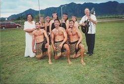 Tiare Apetahi at the Kauai Polynesian Festival