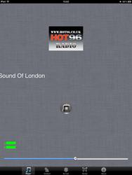 Home screen iPad