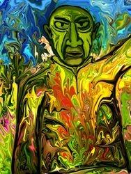 Famous painter