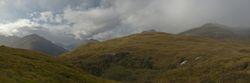 Os cionn Loch Leobhann