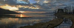 Lachlan sunset