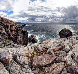 Sheigra cliffs